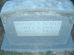 Donnie I. Scales