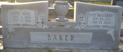Loyd Carl Baker