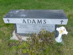 Ellen <i>Huettel</i> Adams