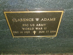 Clarence W. Adams