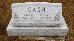 Louise <i>Mefford</i> Cash