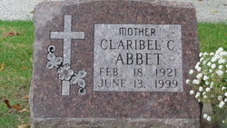 Claribel C <i>Jacquart</i> Abbet