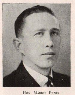 Oscar Marion Ennis