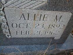 Allie Melissa <i>Dugger</i> Colvett
