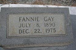 Fannie <i>Gay</i> Adams