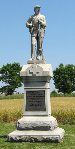 137th Pennsylvania Infantry Memorial