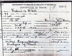 Frederick Alonzo White