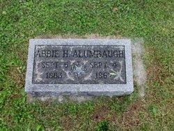 Abbie R Alumbaugh
