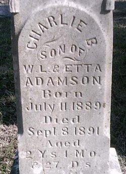 Charlie B. Adamson