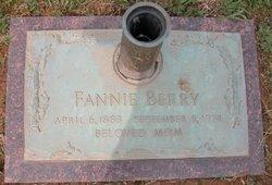 Fannie <i>Ramey</i> Berry