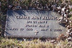 Claire Ann Aliano