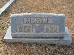 Nora <i>Alford</i> Atkinson