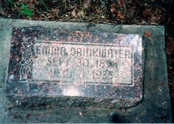 Emma <i>Hall</i> Drinkwater
