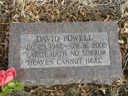 Charles David Powell