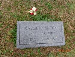 Callie <i>Beasley</i> Adcox