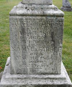 August Lafarree