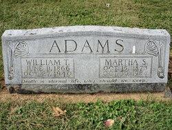 Martha Susan <i>Ross</i> Adams
