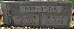 Elsie <i>Shannon</i> Roberson