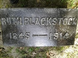 Ruth <i>Boland</i> Blackstock