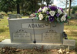 Betty Jo <i>Hacker</i> Adams