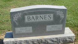 Lillie O. Bunch <i>White</i> Barnes