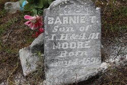 Barnie T Moore