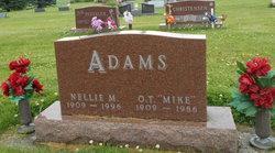 Nellie Mae <i>Thurmond</i> Adams