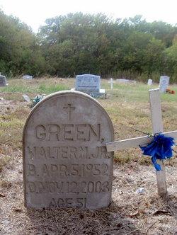 Walter M Green, Jr