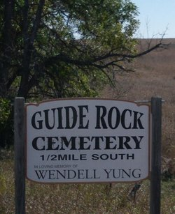 Guide Rock Cemetery