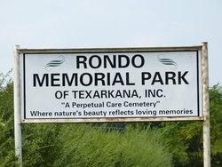 Rondo Memorial Park Cemetery