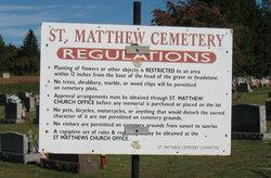 Saint Matthews Cemetery (Roman Catholic)