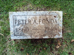 Peter A Fonda