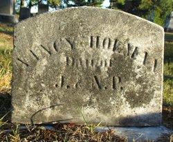 Nancy <i>Palmer</i> Holman