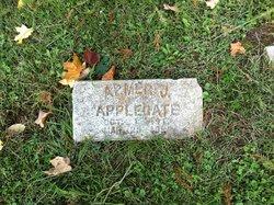 Armer J. Applegate