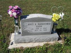 Joyce Kay <i>Hann</i> Bookheimer