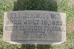 Eli Harris Ashton, Sr