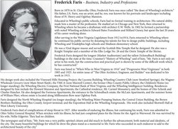 Frederick Faris
