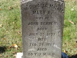Mary <i>McGuiney</i> Behney