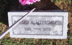 Howard A Allensworth