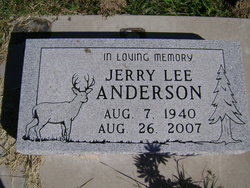Jerry Lee Anderson