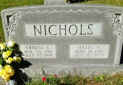 Hazel <i>Furrow</i> Nichols