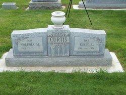 Cecil L Curtis