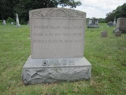 Eliza Ann <i>Butler</i> Balch