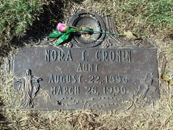 Nora T. Cronin