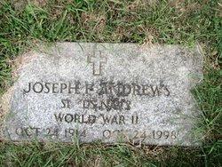 Joseph Francis Andrews