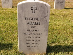 Eugene F Adams