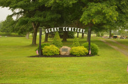 Gerry Village Cemetery
