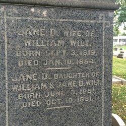 Jane Wilt