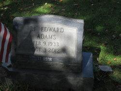 J Edwards Adams