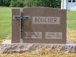 Faux Martin Boucher